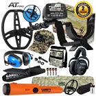 Garrett AT Pro Underwater Metal Detector, Pro Pointer AT & Waterproof Headphones