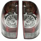 New Set of 2 Tail Lights Lamps Driver & Passenger Side LH RH for Tacoma Pair