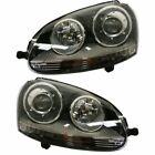 New Set of 2 HID Headlights Lamps Driver & Passenger Side VW Sedan LH RH Pair