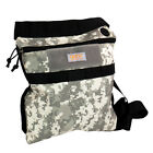 "Quest Digital Camo Metal Detector Finds Bag with Belt fits 48"" Waist 1506.202"