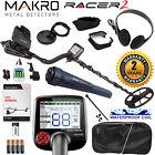 Nokta Makro Racer 2 Detector Pro Package 2 Waterproof Coils, Extras & Pinpointer