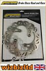 REAR Armstrong Wavy Disc Rotor Ducati 1198 / S Superbike Year 09-10 BKR809