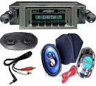 1953-1954 Chevy Car Radio + Stereo Dash Replacement Speaker + 6x9's ** 230