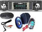 1956 Chevy Car Radio + Stereo Dash Replacement Speaker + 6x9's ** 230