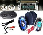 59-60 Cadillac Radio + Stereo Dash Replacement Speaker + 6x9's *230