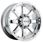 99-10 Chevy Silverado 2500 20x9 +0 130.1 Gear Alloy Big Block 726C Wheels Rims
