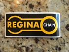REGINA CHAIN RACING DECAL STICKER EMBLEM TRX450R LTR450R KFX400 TRX250R YFZ450R