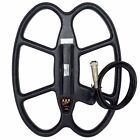 """Detech 10""""x12"""" S.E.F. Butterfly Search Coil for Whites V Series Metal Detector"""