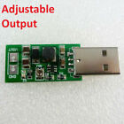 5V USB Input to 6-15V Adjustable Output DC DC Converter Step-up Boost Module