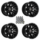 Raceline Mamba 14X7 4/110 5+2 for Honda Big Red (Set of 4)