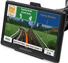 Carelove 7 inch Car GPS Windows CE 6.0 4GB HD Screen Navigation System Navigator