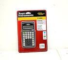 -Texas Instruments TI-30XA Student Scientific Calculator