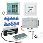 130 LBs Kit Electric Door Lock Magnetic Access Control ID Card Password System H