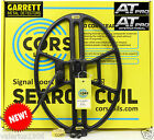 "New CORS CANNON 14.5""x10.5"" DD search coil for Garrett AT PRO + cover & fix bolt"