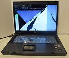"HP Compaq 6710b 15.4"" (2.2GHz) Notebook - Black - RM340UT#ABA - BROKEN AS IS"