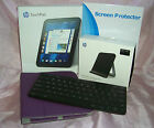 HP TouchPad FB359UT 32GB, Wi-Fi, 9.7in - Glossy Black with accessories