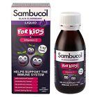 Sambucol Black Elderberry Liquid For Kids 120ml Supports Immune System