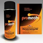 6 Promech Professional Strength Penetrating Oil Works On Rusted Seized Fasteners