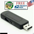 USB Digital Audio SPY Voice Recorder Pen 8GB Disk Flash Drive Recording