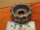 """Kennametal 5"""" shell face mill 1.5"""" arbor 12 indexable carbide insert facemill"""