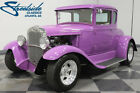 "Ford Coupe  LICK STEEL-BODY STREETROD, 350 V8, AUTO, 9"" REAR, POWER FRONT DISC, TURNKEY!!"