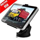 7''Car Truck GPS Navigation System w/ Free Lifetime Maps 4GB Navigator Sat Nav M