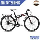 """Montague Allston 19"""" 700ccFolding Bike, Free Fast Shipping, Brand New"""