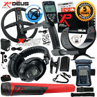 XP Deus Detector w/ MI-6 Pinpointer, WS5 Headphone, Remote, X35 Coil & more