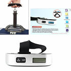 Portable LCD Digital Luggage Scale Hanging Electronic Weight Baggage Hook Scale-