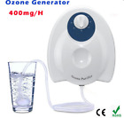 GOOD Ozonator Timer Air Purifier Home Vegetable Meat 400mg/h Ozone Generator