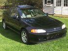 1993 Honda Civic EX 1993 Honda Civic EX Coupe 5 Speed