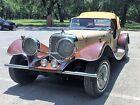 1937 Replica/Kit Makes 1937 Jaguar SS100  1937 Jaguar SS100 Replica