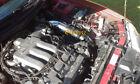 Black Red Cold Air Intake System Kit Filter For 1993-1997 Mazda MX6 626 2.5L V6