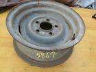 General Motors Vintage OEM 15x6 Steel Wheel 5x5 Bolt Pattern