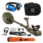 Garrett ATX Pulse Induction w/ Pro Pointer AT Pinpointer & Waterproof Headphones