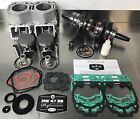 2011 Ski-Doo MXZ 800R ETEC Engine Rebuild Kit - MCB STAGE 3 -Renegade Adrenaline