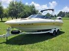 2004 Sea Ray 200 Sport with Trailer