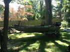 1995 14ft.lowe boat with trailer and 20hp. motor