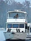 64' Hilburn Custom Widebody Motor Yacht