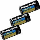 IEC CR15H270 Replacement Battery Combo-Pack includes: 3 x LITH-8 PANA Batteries