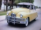 1949 Packard SDTR2272 has all trimings Packard 1949 Car Classic Collector