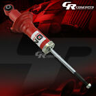 RED MILD STEEL REAR GAS SHOCK ABSORBER STRUT LH+RH SIDE FOR 03-05 HONDA CIVIC