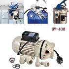 220v Ac adblue suction pump Sailflo HV-40M for DEF IBC Dispensing system