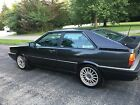 1986 Audi Other GT Coupe 2-Door 1986 Audi Coupe GT Coupe 2-Door 2.2L