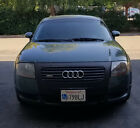 2000 Audi TT  2000 audi tt Quattro 1.8 Turbo