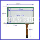 1Pcs  TR4-070F-07 7 inch 4wire   Touch Screen Glass