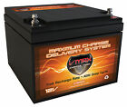 "VMAX V28-800S 12V 28ah AGM Battery replacement for B&B BP2612 T1 6.5""x6.9""x5"""