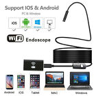 8mm WIFI Endoscope Waterproof Borescope Inspection Camera For Android iPhone