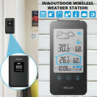 Baldr Wireless Thermometer Hygrometer Weather Forecast Station with Moon Phase