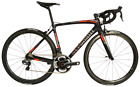 CARBON FIBER ROAD BICYCLE STRADALLI ULTEGRA 8050 Di2 FSA POWER METER METRON 40